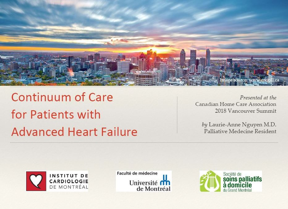 Canadian Home Care Association 2018 Vancouver Summit