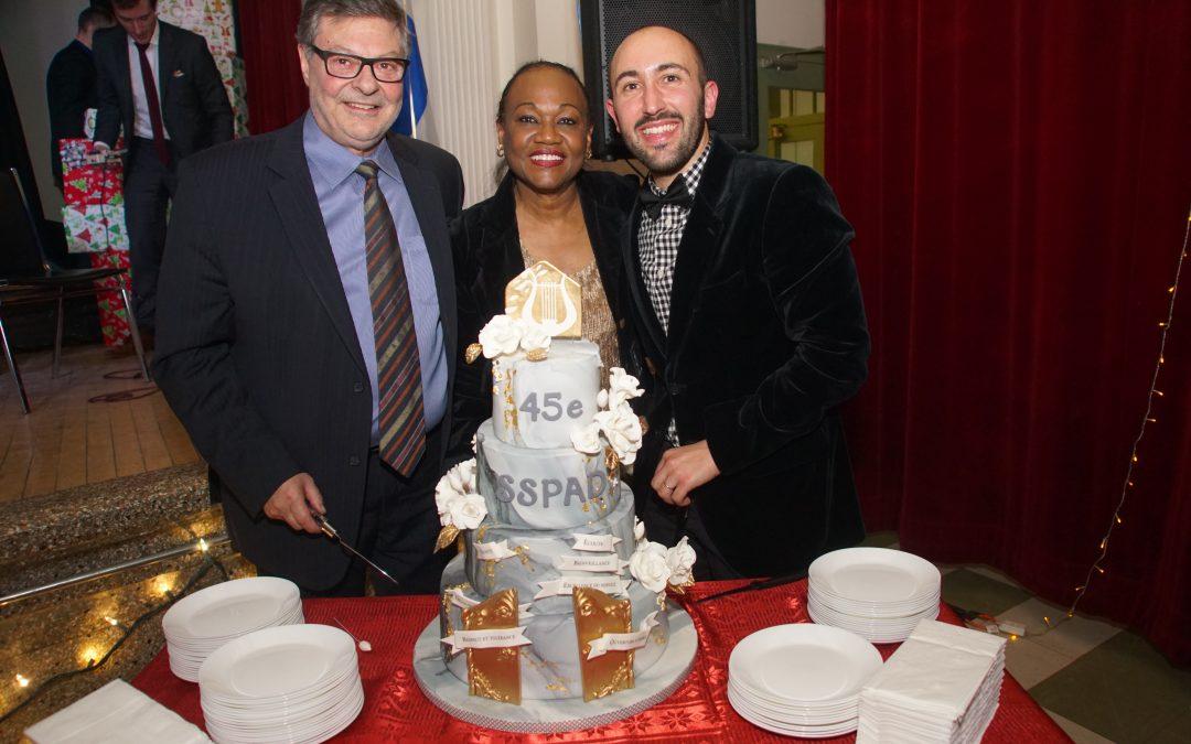 Une soirée de reconnaissance pour célébrer 45 années de soins palliatifs à domicile.